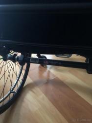 sportovní aktivní invalidní vozík  s pevným rámem (1628363160/2)