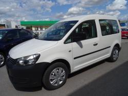 Volkswagen Caddy 1.6TDi,55kW,1maj,serv.kn,ESP