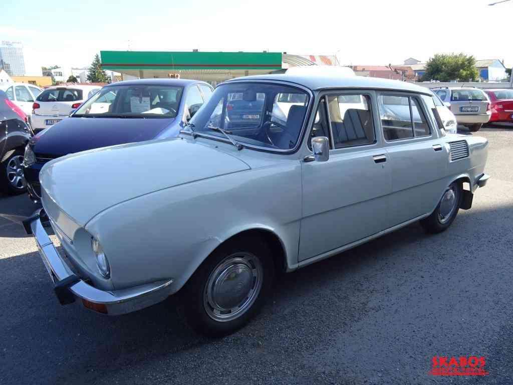 Škoda 100,1.0i,37kW,NovéČR,veterán (1/5)