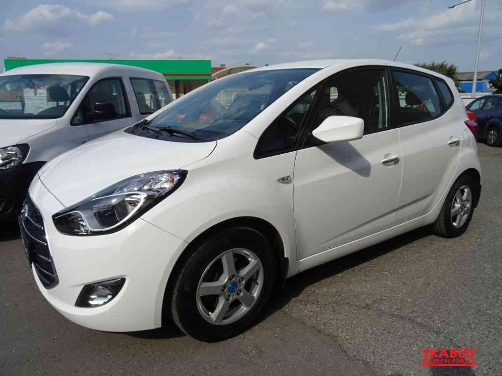 Hyundai IX20 1.4i,66kW,1majČR,serv.kn,tov.záruka,24tkm,DPH (1/5)