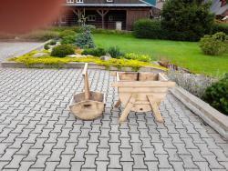 Ruční dřevěná pračka (1629137457/2)