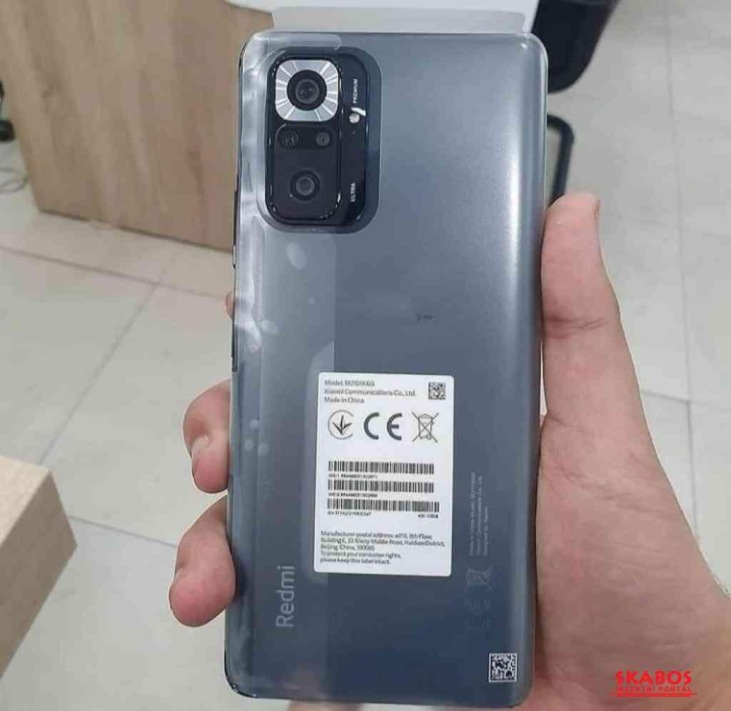 Xiaomi Redmi Note 10Pro 128gb (1/4)
