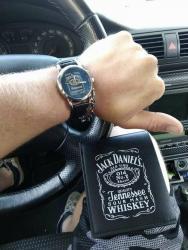 Jack Daniels Hodinky + Peněženka (1631272989/5)