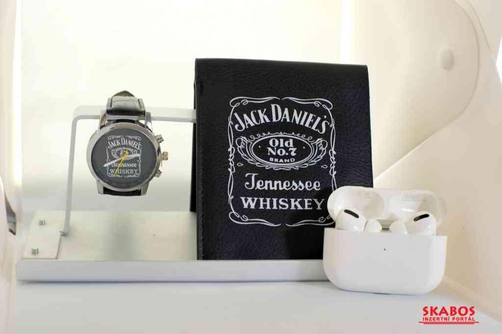 Jack Daniel's sada + sluchátka Airpods PRO (1/5)