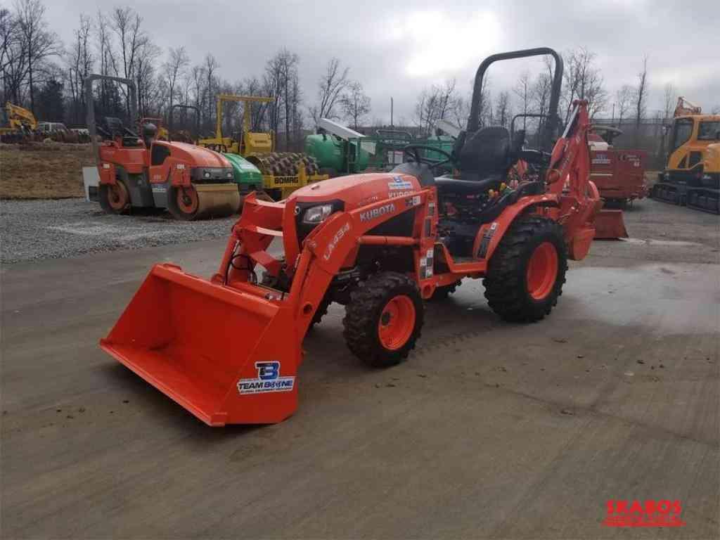 Traktor Kubota B2c6I0c1 (1/3)