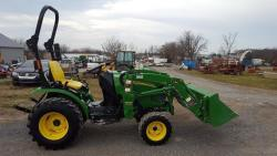 Traktor John Deere 2c3c20 (1631533120/3)