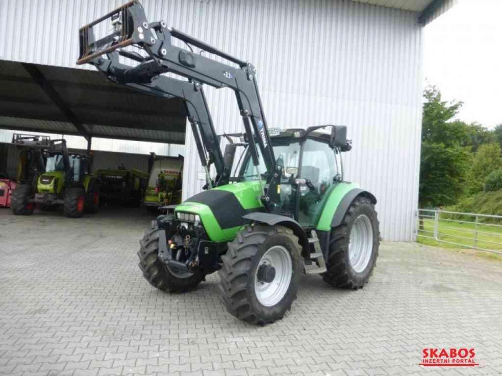Traktor Deutz-Fahr Agrotron K42cc0A (1/3)