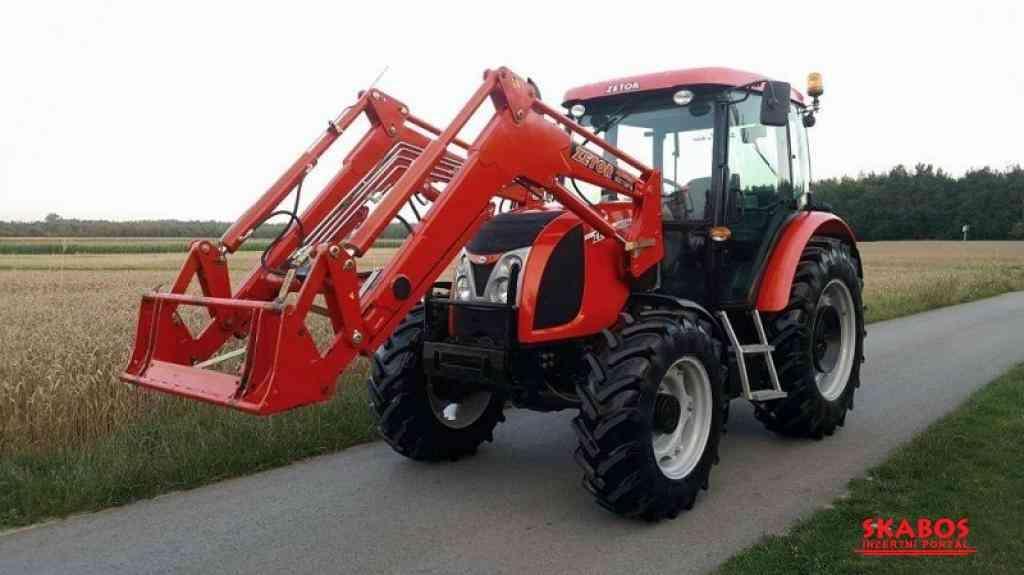 Traktor Zetor PROXIMA 8c5c (1/3)