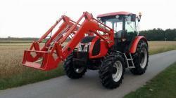 Traktor Zetor PROXIMA 8c5c