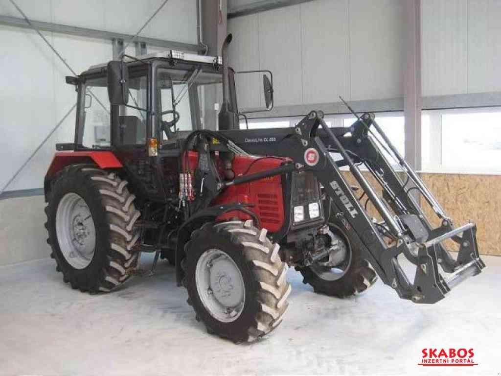 Belarus MTS 9c52 traktor (1/3)