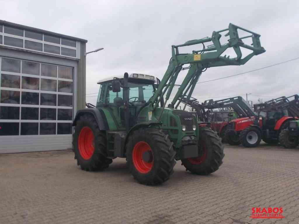 Traktor Fendt 7z1z4 Vario (1/3)