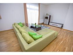 Pronájem luxusního bytu s výhledem na Prahu, 3+kk, 101 m2/G, P - Vinohrady (61408978/20)