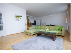 Pronájem luxusního bytu s výhledem na Prahu, 3+kk, 101 m2/G, P - Vinohrady (614089775217/20)