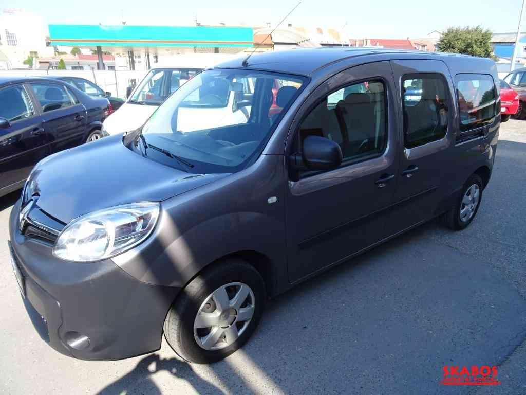 Renault Kangoo 1.5DCi,81kW,1maj,serv.kn,7míst,navi (1/5)