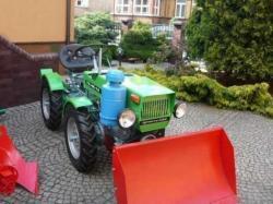 Tovární malotraktor TZ4K14
