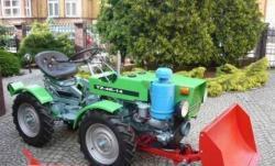 Tovární malotraktor TZ4K14 (1631784911/5)