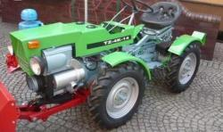 Tovární malotraktor TZ4K14 (1631784912/5)