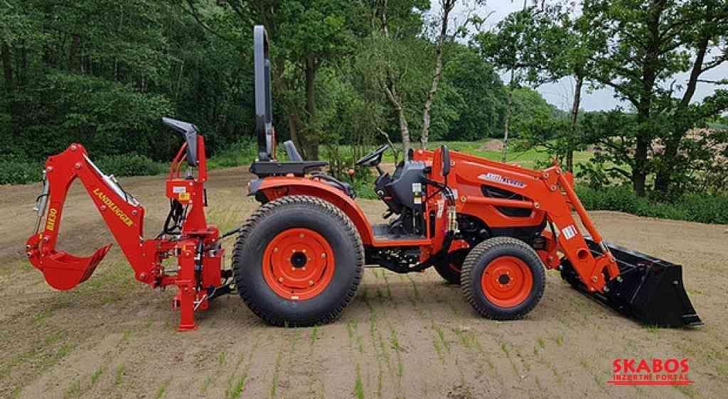 Traktorbagr BH30 Compact (1/5)