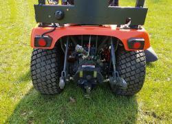 Kioti Tractor CS 2510 HST + Traktorová sekačka (1631788527/5)