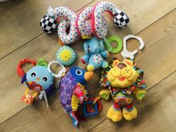 Dětské hračky od 0mesicu