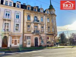 Prodej, Byt 1+kk, 39m2, Mariánské Lázně, ul. Chebská