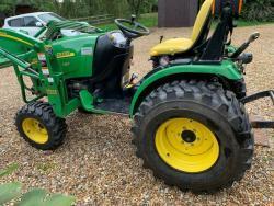 Traktor John Deere 25-CX-20 + čelní nakladač (1632735755/4)