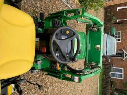 Traktor John Deere 25-CX-20 + čelní nakladač (1632735757/4)