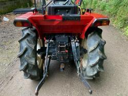 Traktor Mitsubishi Mtt-2I + kompletní čelní nakla (1632736041/4)