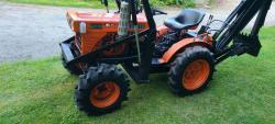 Traktor Kubota B6.IOOb + příslušenství (1632736308/4)