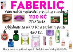 Kyslíkova kosmetika a drogerie FABERLIC (1632774334/5)