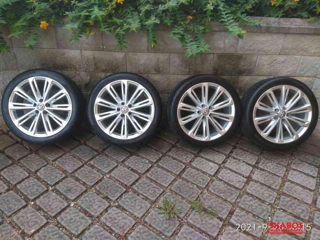 Originál ALU VW Passat B8 R-line Verona (1/5)