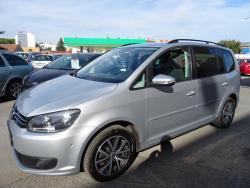 Volkswagen Touran 1.6TDi,77kW,serv.kn,klima,tažne