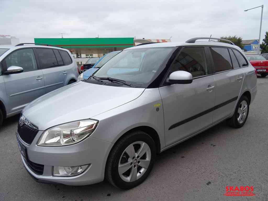 Škoda Fabia 1.6TDi,77kW,Fresh,serv.kn,aut.klima,vyhř.sedadla (1/5)