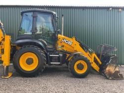 Traktorbagr JCB 3CX CTR  Plně funkční (1633797624/4)