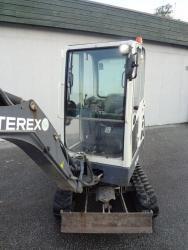 Minibagr Terex T/C-2OCt  - výborný stav (1633797925/3)