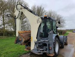Traktorbagr Terex tll-B8-W-9O plně funkční (1633798057/3)