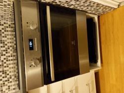 Kuchyňská linka - bílá lesk + spotřebiče (1633977087/5)
